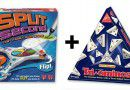 Win two brand new fun family games: Split Second & Tri-ominos