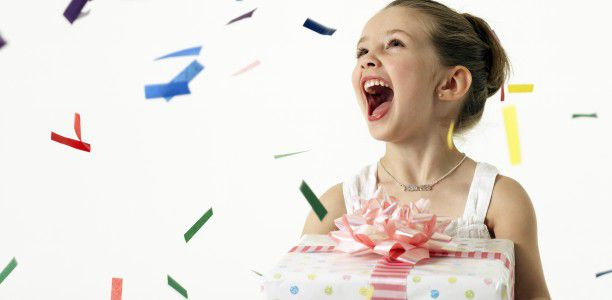 Kids gift ideas: 6 tips for choosing the perfect present